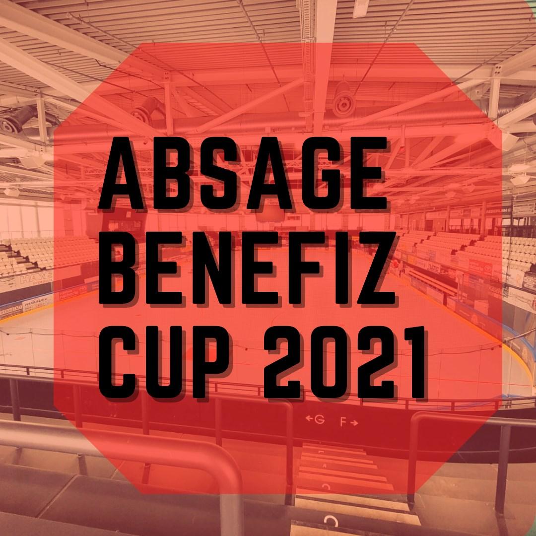 Absage Benefizturnier 2021